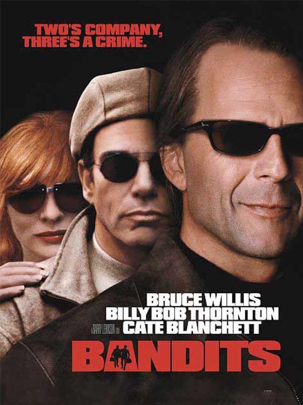 دانلود فیلم دزدان Bandits دوبله فارسی لینک مستقیم رایگان فیلم راهزنان 2001