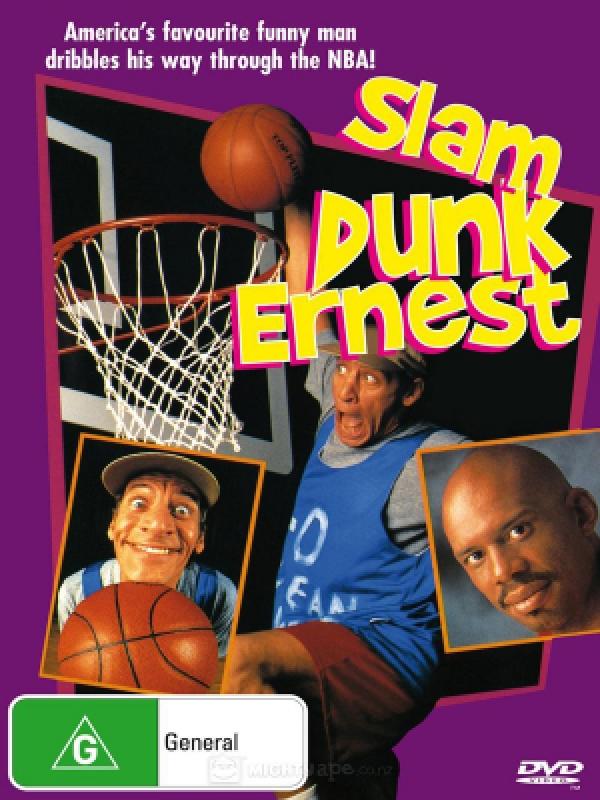 دانلود فیلم ارنست بسکتبالیست میشود Slam Dunk Ernest دوبله فارسی