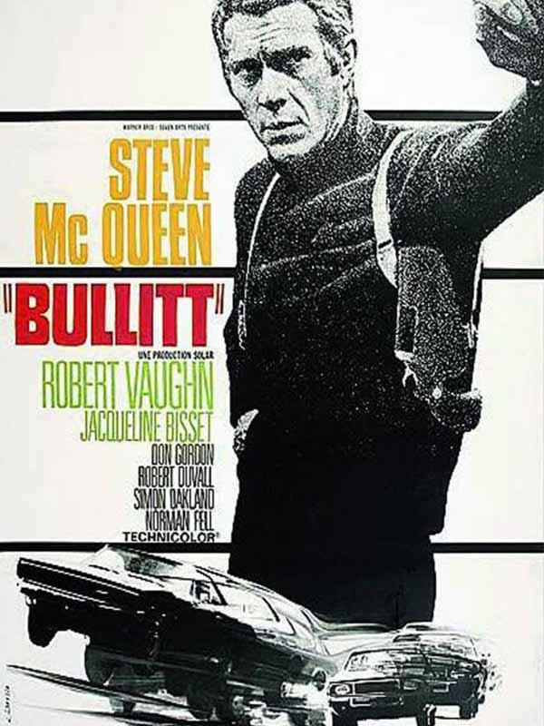 دانلود فیلم بولیت Bullitt دوبله فارسی 1968 لینک مستقیم رایگان فیلم سینمایی بولیت