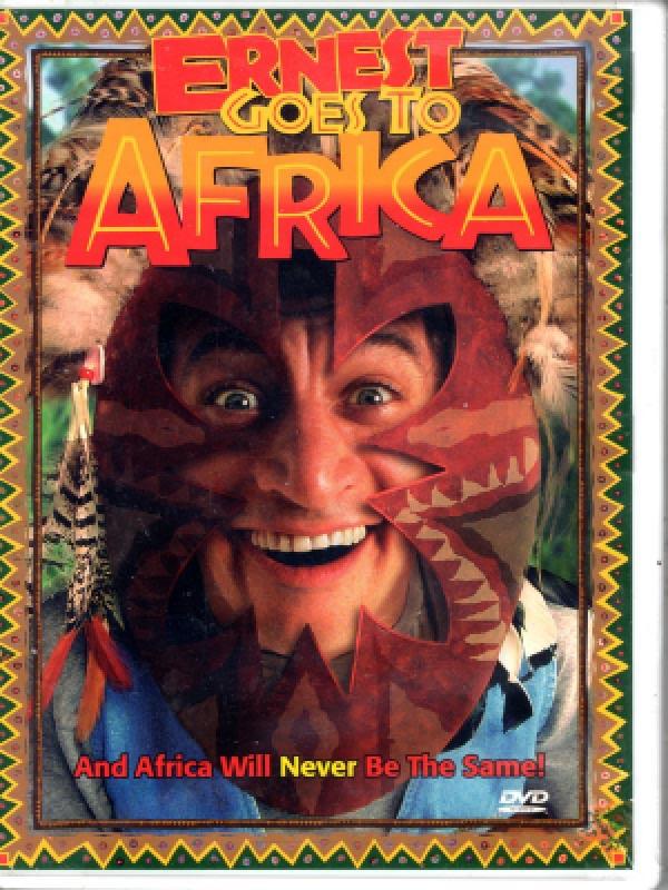 دانلود فیلم ارنست به آفریقا میرود Ernest Goes to Africa دوبله فارسی