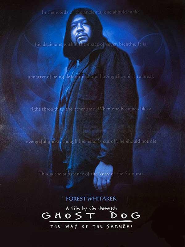 دانلود فیلم گوست داگ Ghost Dog دوبله فارسی 1999 لینک مستقیم