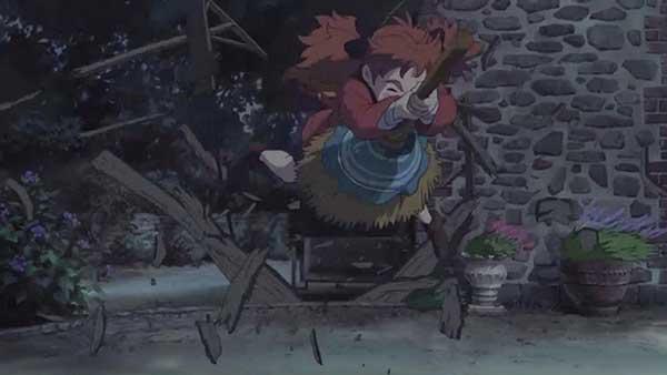 دانلود انیمه مری و همچنین گل ساحره Mary and the Witch's Flower دوبله فارسی