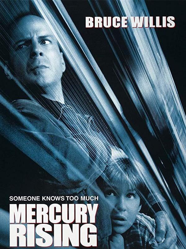 دانلود فیلم رمز مرکوری Mercury Rising دوبله فارسی 1998 لینک مستقیم