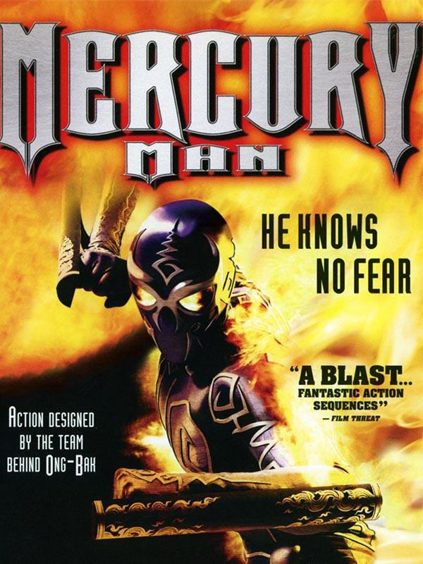 دانلود فیلم مرد جیوه ای Mercury Man دوبله فارسی 2006 لینک مستقیم رایگان