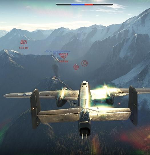 War Thunder 1.77.2.149 Advancing Storm دانلود بازی آنلاین تانک و هواپیما جنگ جهانی دوم برای کامپیوتر