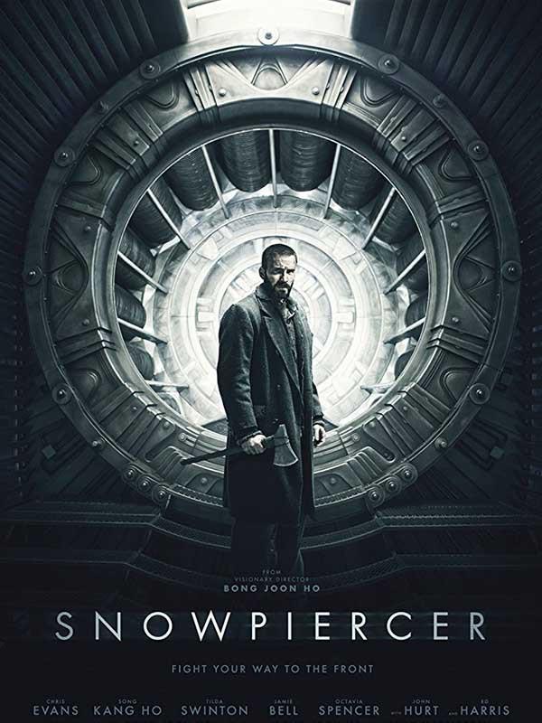 دانلود فیلم قطار یخ شکن Snowpiercer دوبله فارسی فیلم برف شکن 2013