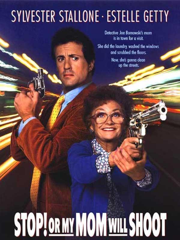 دانلود فیلم بایست وگرنه مادرم شلیک می کند Stop! Or My Mom Will Shoot دوبله فارسی