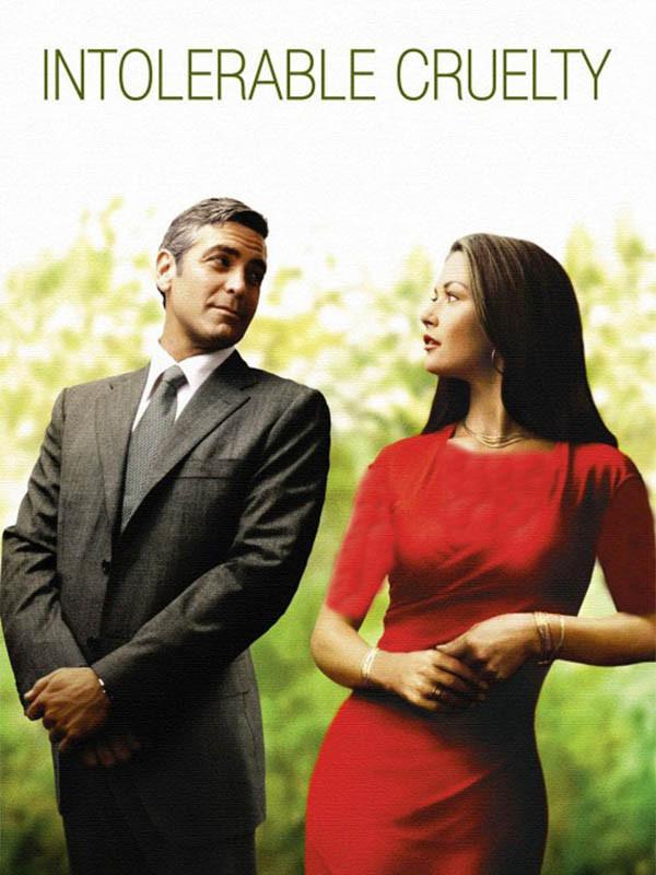 دانلود فیلم طلاق با عشق Intolerable Cruelty دوبله فارسی 2003