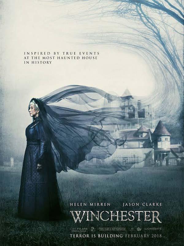 دانلود فیلم وینچستر Winchester دوبله فارسی 2018 لینک مستقیم رایگان