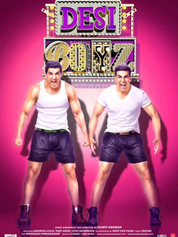 دانلود فیلم هندی پسران بد Desi Boyz دوبله فارسی 2011 لینک مستقیم رایگان