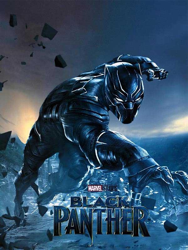 دانلود فیلم Black Panther پلنگ سیاه دوبله فارسی 2018 لینک مستقیم رایگان