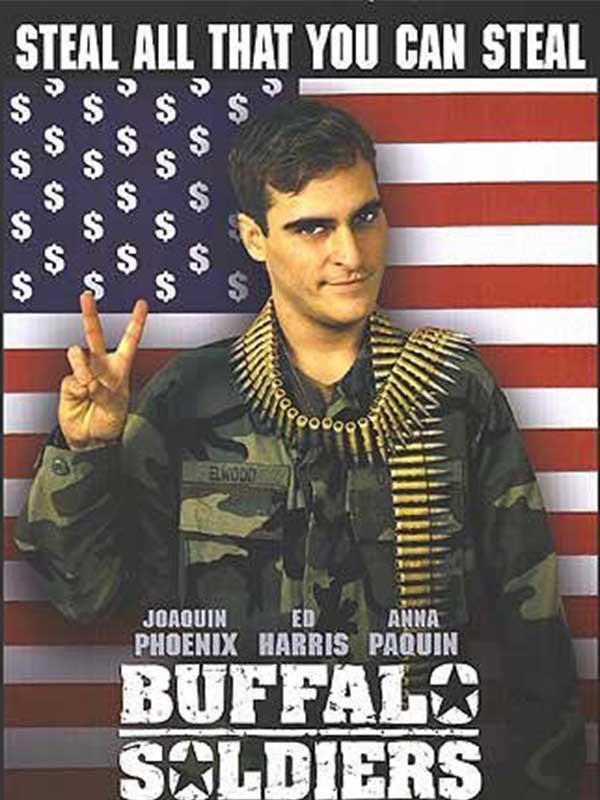 دانلود فیلم سربازهای بوفالو Buffalo Soldiers دوبله فارسی 2001 لینک مستقیم