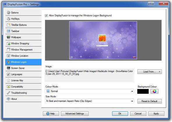 DisplayFusion Pro 9.2.1 نرم افزار مدیریت همزمان چند صفحه نمایش. دانلود DisplayFusion