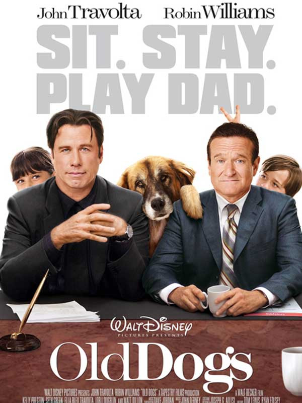 دانلود فیلم سگ های بی دندان Old Dogs دوبله فارسی 2009 لینک مستقیم رایگان