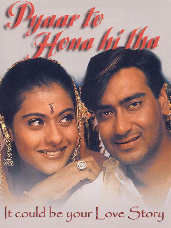 دانلود فیلم هندی عشق من جای دیگری ست Pyaar To Hona Hi Tha دوبله فارسی