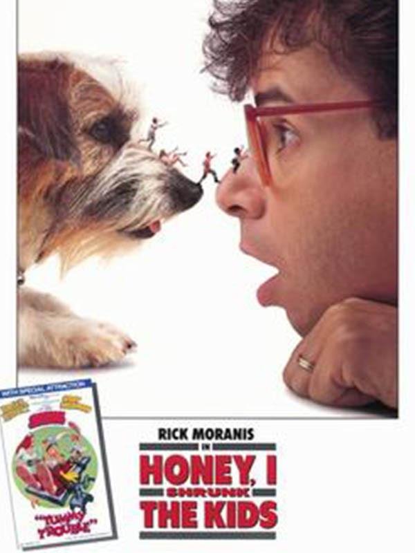 دانلود فیلم عزیزم من بچه ها را کوچک کردم Honey, I Shrunk the Kids دوبله فارسی