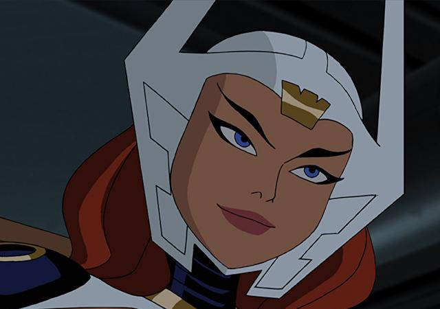 دانلود انیمیشن زیبای لیگ عدالت خدایان و همچنین هیولاها Justice League : Gods and Monsters دوبله