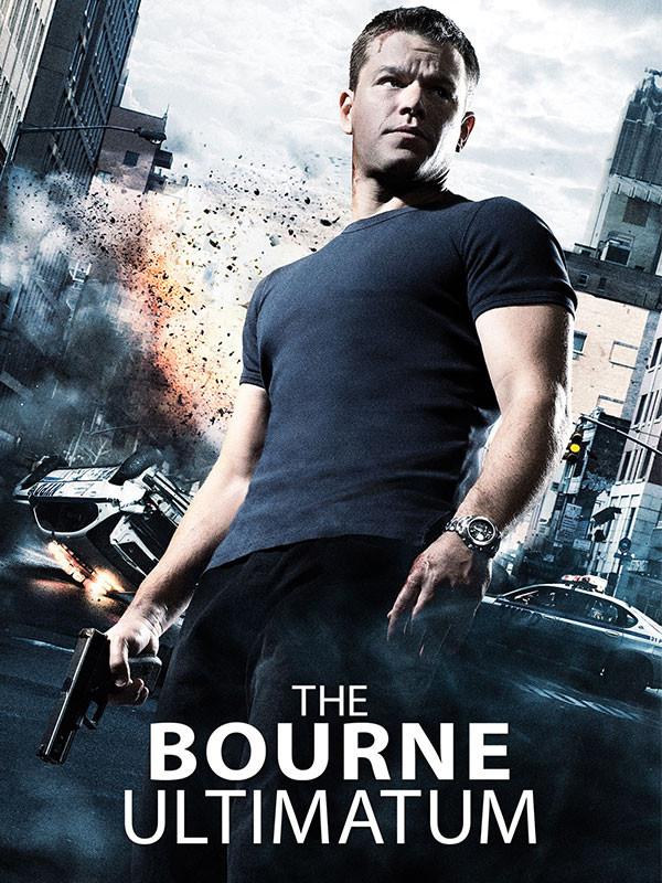 دانلود فیلم اولتیماتوم بورن The Bourne Ultimatum دوبله فارسی 2007