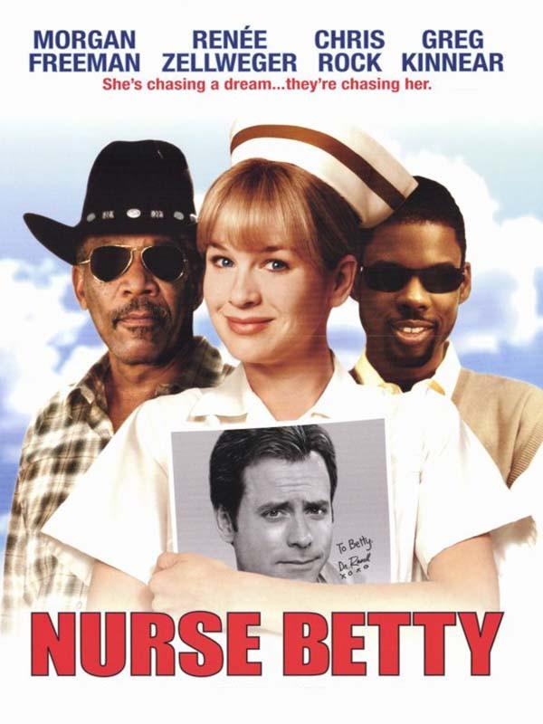 دانلود فیلم پرستار بتی Nurse Betty دوبله فارسی لینک مستقیم رایگان 2000