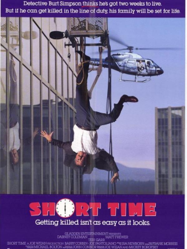 دانلود فیلم فرصت کوتاه Short Time دوبله فارسی 1990 لینک مستقیم رایگان