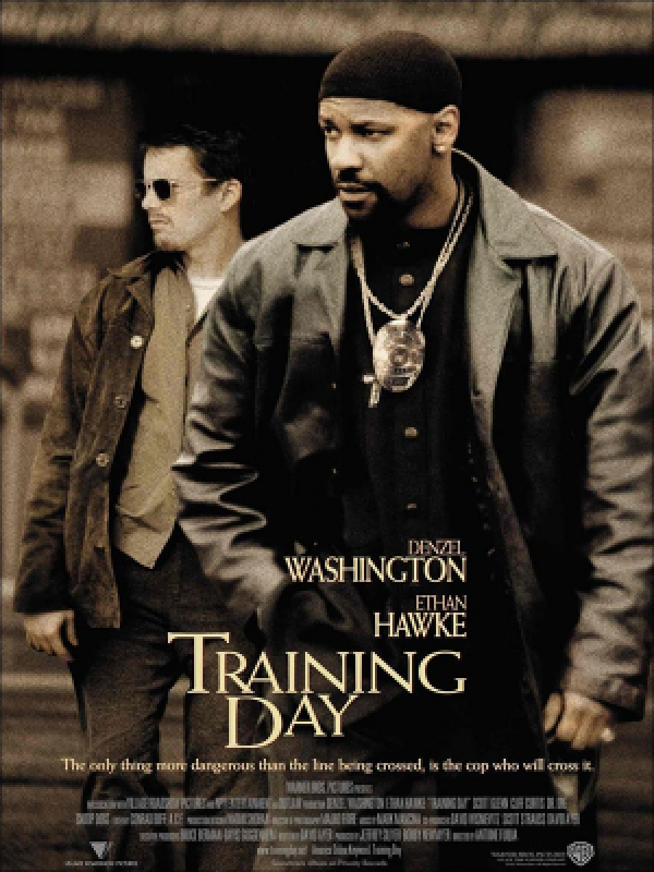 دانلود فیلم روز آزمایشی Training Day دوبله فارسی 2001 لینک مستقیم