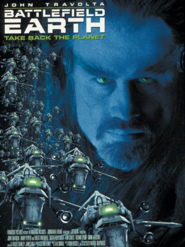 دانلود فیلم آوردگاه زمین Battlefield Earth دوبله فارسی 2000 لینک مستقیم