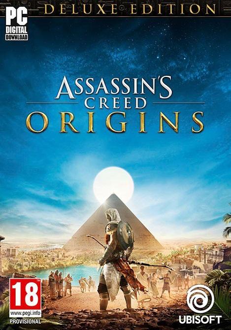 دانلود بازی Assassins Creed Origins برای کامپیوتر - نسخه FitGirl + CPY