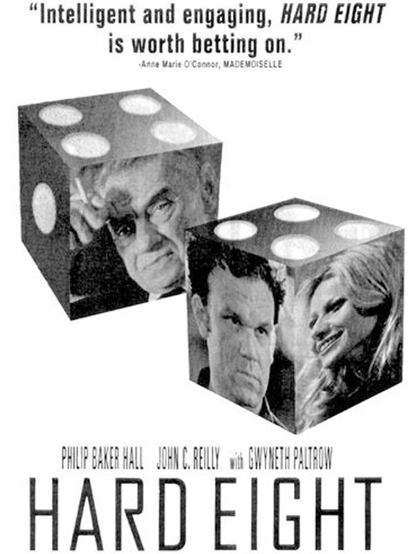 دانلود فیلم برد دشوار Hard Eight دوبله فارسی 1996 پل توماس اندرسون
