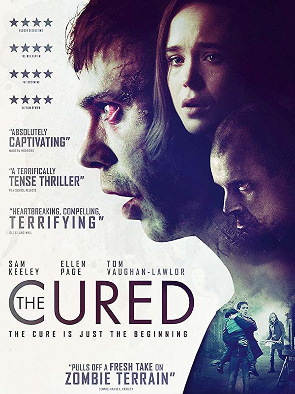 دانلود فیلم درمان شده The Cured دوبله فارسی 2017 لینک مستقیم