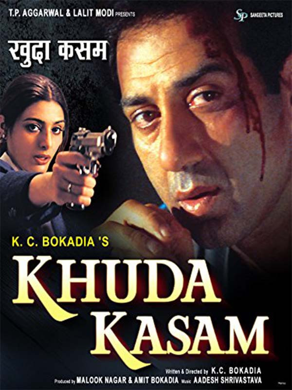 دانلود فیلم هندی Khuda Kasam خدا قسم دوبله فارسی 2010 لینک مستقیم