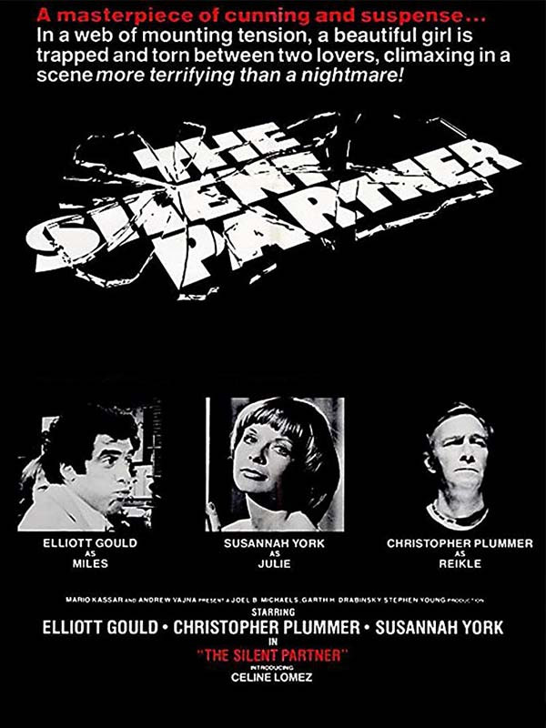 دانلود فیلم شریک خاموش The Silent Partner دوبله فارسی 1978