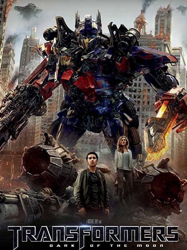 دانلود فیلم ترنسفورمرز 3 نیمه تاریک ماه Transformers 3 : Dark of the Moon دوبله فارسی