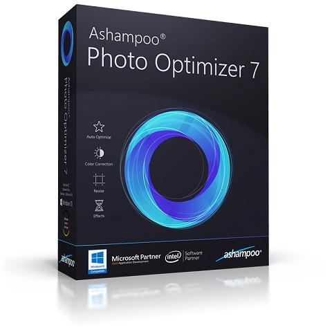 Ashampoo Photo Optimizer 7.0.0.37 دانلود نرم افزار بهینه سازی و ویرایش تصاویر