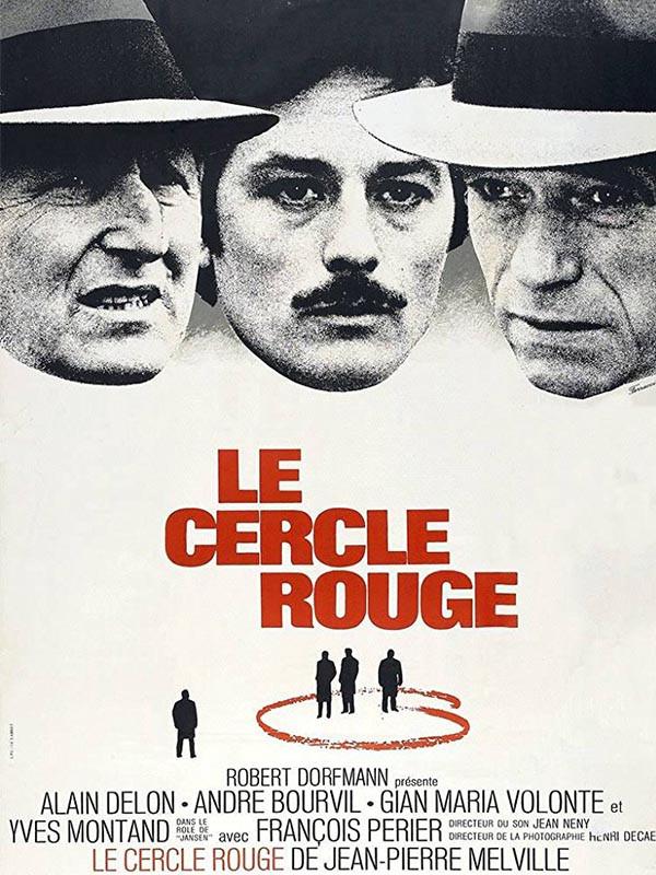 دانلود فیلم دایره سرخ The Red Circle دوبله فارسی 1970 لینک مستقیم رایگان کیفیت عالی