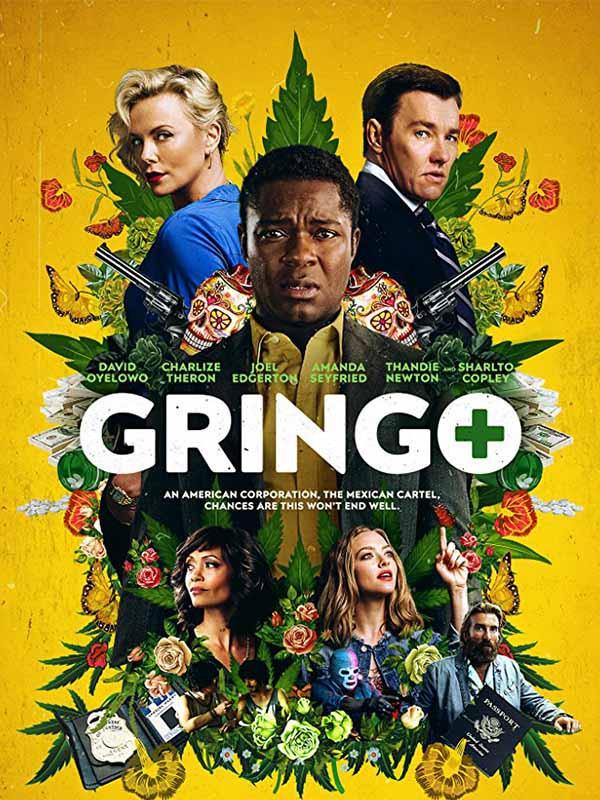 دانلود فیلم گرینگو Gringo دوبله فارسی 2018 لینک مستقیم رایگان