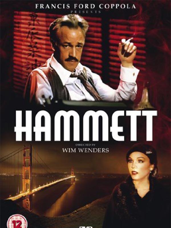 دانلود فیلم همت Hammett دوبله فارسی 1982 ویم وندرس لینک مستقیم