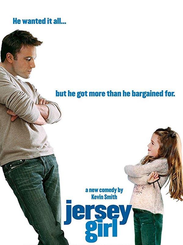 دانلود فیلم دختری از جرزی Jersey Girl دوبله فارسی 2004 با لینک مستقیم