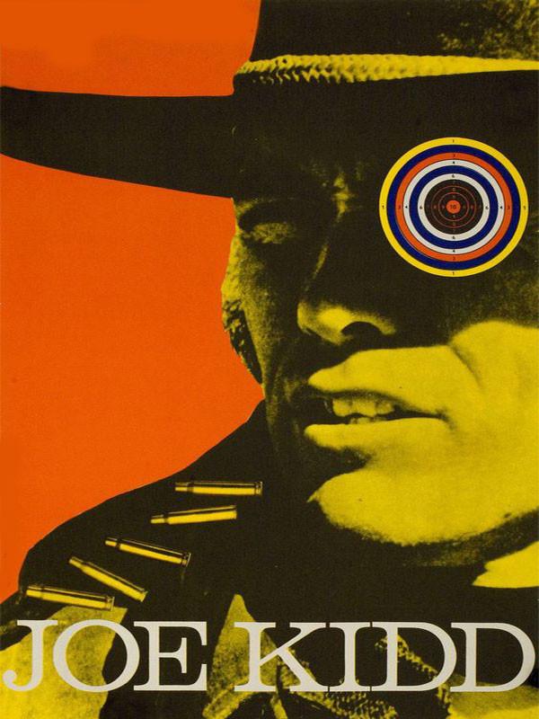 دانلود فیلم جو کید Joe Kidd دوبله فارسی 1972 فیلم وسترن کلینت ایستوود
