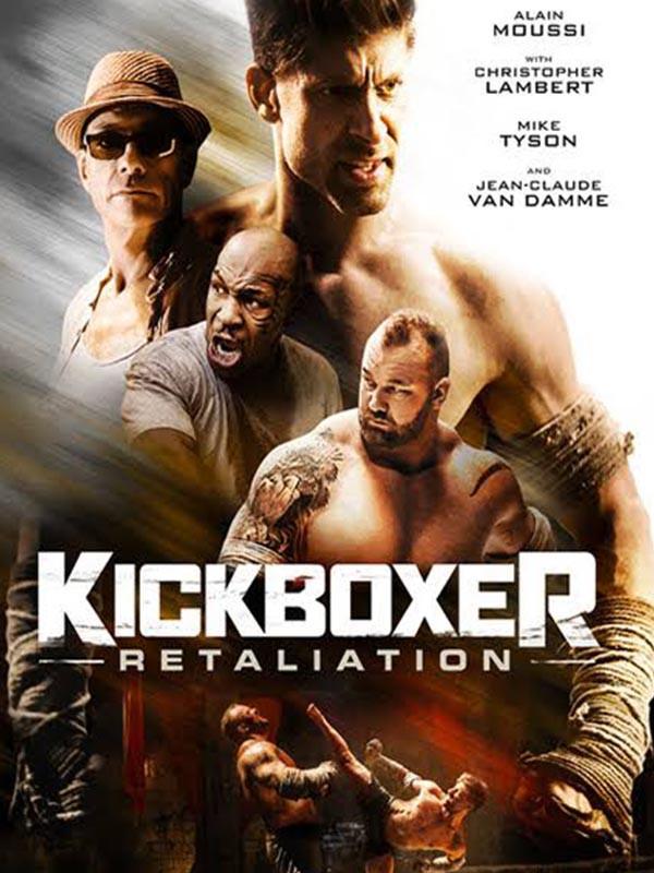 دانلود فیلم کیک بوکسور تلافی Kickboxer : Retaliation دوبله فارسی 2018