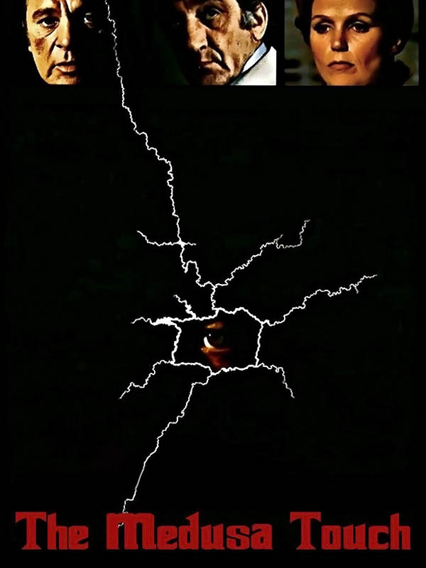 دانلود فیلم نگاه شیطانی The Medusa Touch دوبله فارسی 1978