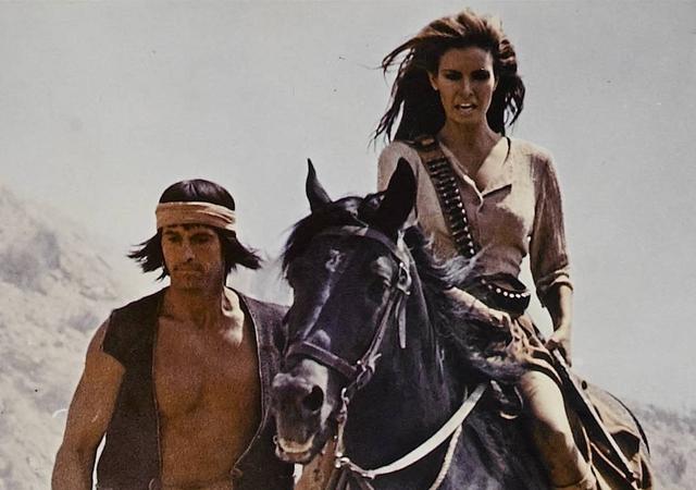 دانلود فیلم صد اسلحه 100 Rifles دوبله فارسی 1969 لینک مستقیم رایگان