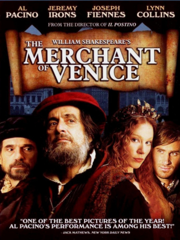 دانلود فیلم تاجر ونیزی The Merchant of Venice دوبله فارسی 2004