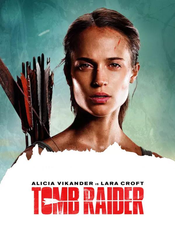 دانلود فیلم توم ریدر Tomb Raider 2018 دوبله فارسی لینک مستقیم رایگان