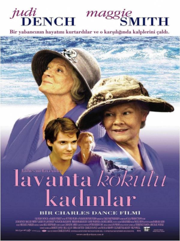 دانلود فیلم زنان بنفش پوش Ladies in Lavender دوبله فارسی 2004