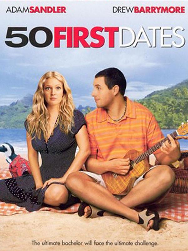 دانلود فیلم پنجاه قرار اول 50 First Dates دوبله فارسی 2004 لینک مستقیم