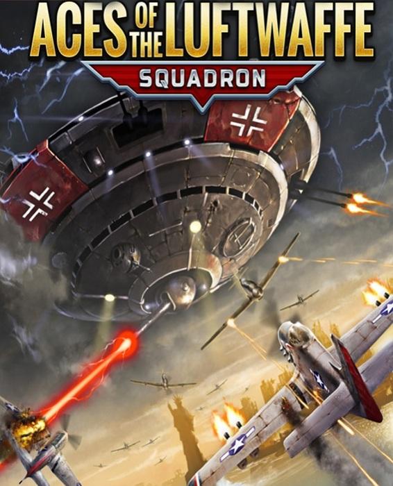 دانلود Aces of the Luftwaffe Squadron - بازی قهرمانان لوفت وافه: اسکادران