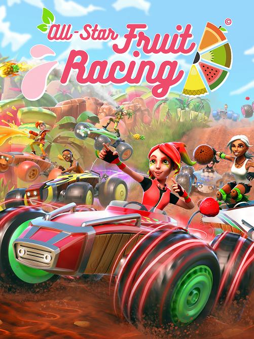 دانلود بازی All Star Fruit Racing برای کامپیوتر - نسخه FitGirl + CODEX