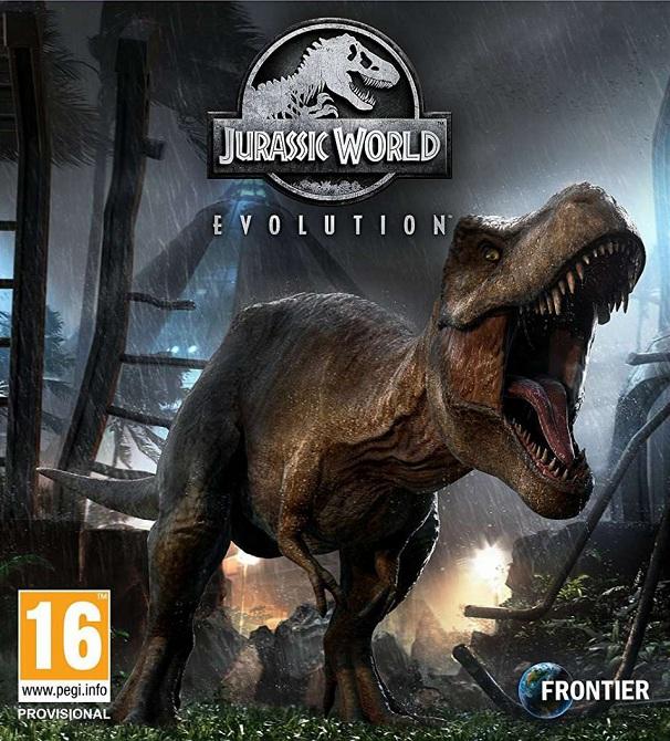 دانلود بازی Jurassic World Evolution برای کامپیوتر - نسخه FULLUNLOCKED