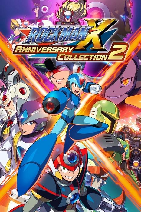 دانلود Mega Man X Legacy Collection 2 - بازی مگامن ایکس: مجموعه میراث 2