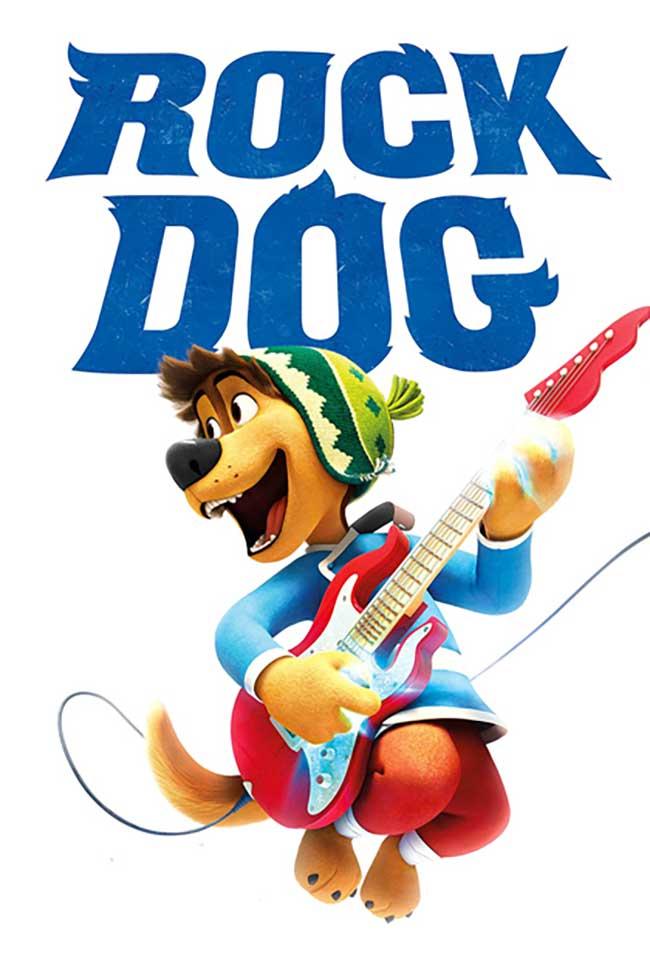 دانلود انیمیشن زیبای سگ آوازخوان Rock Dog دوبله فارسی 2016 لینک مستقیم مجانی و رایگان